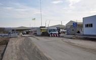 На Донбассе на сутки закроют КПП Новотроицкое