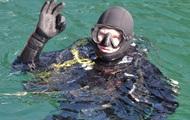 Водолазы ВСУ провели учения в ледяном море