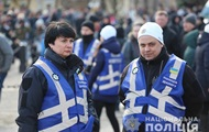 Полиция не увидела грубых нарушений порядка в центре Киева