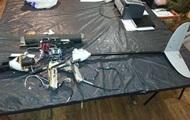Силы ООС сбили беспилотник на Донбассе