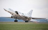 Россия перебросила в Крым бомбардировщики Ту-22М3