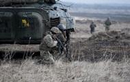 Сутки на Донбассе: три обстрела, один погибший