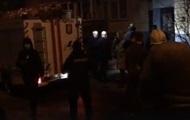 В Киеве в доме прогремел мощный взрыв