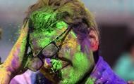 Буйство красок. В Индии завершается фестиваль Холи