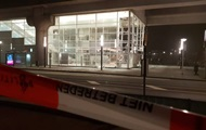 Возле метро Амстердама прогремел взрыв