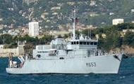 В Черное море вошел корабль ВМС Франции