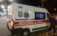 В Киеве маршрутка сбила троих женщин на переходе