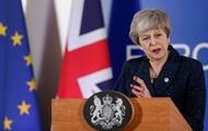 Мэй не согласна с идеей отмены Brexit