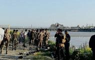 Крушение парома в Ираке: почти 100 погибших