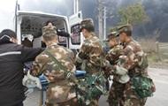 Число жертв взрыва в Китае возросло до 47 человек