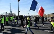 """Во Франции более 20 """"желтых жилетов"""" приговорили к лишению свободы"""
