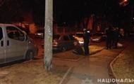 В Киеве прохожий задержал напавшего на него вооруженного разбойника
