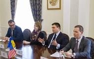 Клімкін обговорив із сенаторами США заяву Луценка