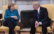 Меркель и Трамп обсудили ситуацию в Украине