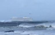 Вблизи Норвегии авария круизного судна: эвакуируют 1300 пассажиров