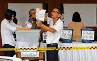 На выборах в Таиланде лидируют сторонники военных