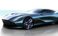 Aston Martin показал тизер нового суперкара