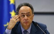 ЕС хочет помочь с законом о незаконном обогащении