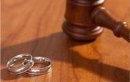 В Украине количество разводов за год удвоилось