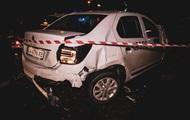 В Киеве водитель внедорожника устроил масштабное ДТП