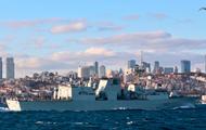 Корабли НАТО вошли в Черное море