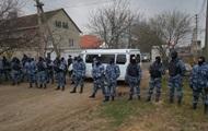 ЕС призвал освободить арестованных крымских татар