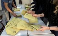 Партия Эрдогана проиграла выборы в столице Турции
