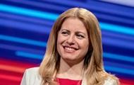Активистка и либерал. Новый президент Словакии