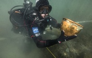 В озере Титикака нашли древние артефакты