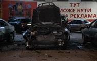 На парковке в Киеве взорвалось авто, есть раненый