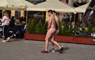 В Польше завели дело на голых туристов