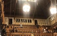В парламенте Британии прервали заседание из-за протекшей крыши