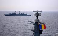 В Черном море начались масштабные учения НАТО