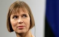 Путин и Кальюлайд обсудят ситуацию в Украине