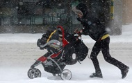 Снегопад нарушил работу аэропортов в Канаде