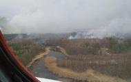 В Украине число пожаров выросло в 11 раз - ГСЧС