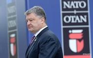Порошенко подписал второй за неделю указ по сотрудничеству с НАТО