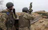 Сутки на Донбассе: один боец погиб, двое ранены