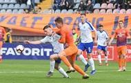 Гол Цыганкова принес Динамо победу над Мариуполем