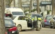 В Лондоне протаранили машину посла Украины