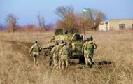 На Донбассе за день шесть обстрелов, потерь нет