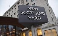 Полиция Лондона прокомментировала нападение на машину посла Украины