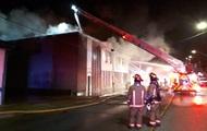 В Канаде сгорел дотла Украинский культурный центр