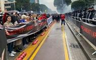 Штурм парламента в Албании: ранены более 20 человек