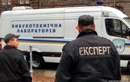"""В центре Киева эвакуируют людей из-за """"минирования"""""""