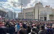 СБУ и полиция разошлись в оценке присутствующих на дебатах