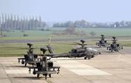 Британия отправила вертолеты Apache в Эстонию