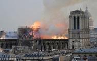Украина готова помочь с реставрацией собора Парижской Богоматери – Нищук