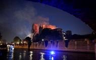 Спасены несущие конструкции собора Парижской Богоматери