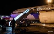 Самолет немецкого правительства совершил аварийную посадку